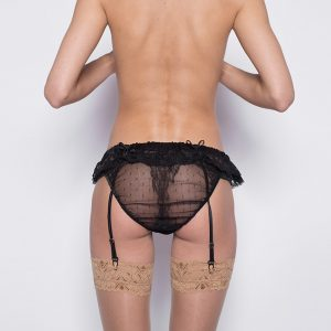 Emilie Suspender Belt by Sonata London